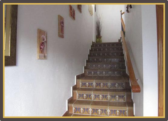 Rural Sanahuja II - Escaleras Comunes