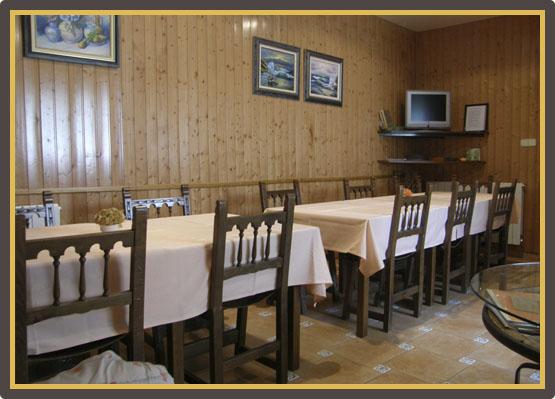 Rural Sanahuja I - Dinning room